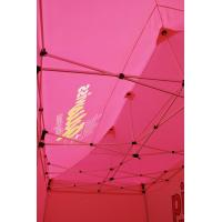 Quality 3 * 6 M Pop Up Custom Event Tents With Folding Marquee Custom Printing for sale