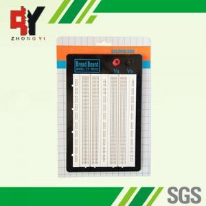 China 1580 Tie Points Solderless Breadboard Circuit Board wholesale