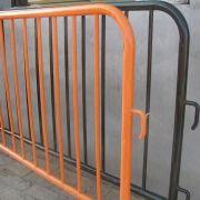 China Temporary Pedestrian Barricade with 1.1m and 1.2m Height wholesale