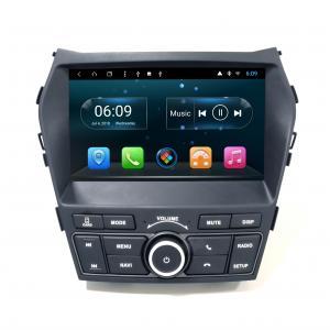 China 9 Inch HYUNDAI DVD Player IX45 Santa Fe 2013-2017 Android With Bluetooth Car Play 4G SIM wholesale