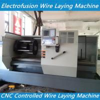 China cnc controlled tapping tee electrofusion fitting wire laying machine ELECTRO-FUSION FITTIN wholesale