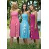 Buy cheap Fashion strapless knee-length chiffon bridesmaid dress from wholesalers