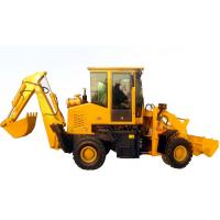 Buy cheap WZ30-18 Excavators Backhoe Loaders from wholesalers