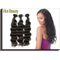 China Gloosy Cambodian Virgin Hair Extensions For Adults Clean & Neat Ends Body Wave Can Be Permed wholesale
