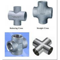 Buy cheap Carbon Steel ASTM A860 WPHY60 CROSS from wholesalers