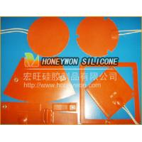 China silicone rubber heater mats on sale