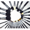 Buy cheap 29 Pcs Professional Makeup Brush Set , Great Makeup Brushes Portable PU Bag from wholesalers