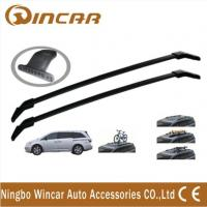China Aluminium alloy Rav 4 car roof racks / Car Roof Rail Bars for Honda Odyssey 2011 S720 wholesale