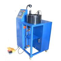 China New Air Strut Air Springs Crimping Machines Air Suspension Hydraulic Hose Machine wholesale