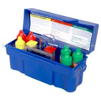 China Chlorine Test Kit Swimming Pool Accessories For Spa Water 7 - Way Test wholesale