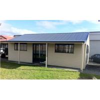 China Earthquake Proof Prefabricated House Kits , Low Cost Modular Homes Bungalow / Light Steel Frame wholesale
