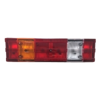 Buy cheap M-Benz DF-B361 Tail Lamp RH 0015406370 LH 0015406270 European Truck Parts from wholesalers