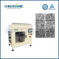 Buy cheap Nano SiOx Modified Nano Coating Spray Ultrasonic Spraying Machine 40 - 120KHZ from wholesalers