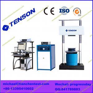 China YAW-2000B Concrete Computerized Compression Testing Machine (2000kN, 200Ton) wholesale