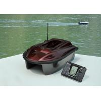 China Brown Eagle Finder Wireless Remote Control Bait Boats, High Speed Fishing Boat RYH-001A wholesale