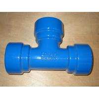 China Ductile Iron Pipe Manufacturer with high-Aluminum cement mortar lining on sale