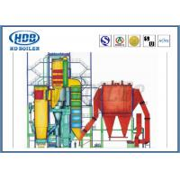 China Thermal Efficiency CFB Circulating Fluidized Bed Boilers , Hot Water Boiler Coal Biomass Fired wholesale