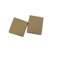 China Wholesales Recycled Kraft Paper Display Boxes Data Cable Packaging Box For Bluetooth Headset Charger Packing on sale