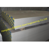 China Plant Straw 9.5mm Gypsum Ceiling Boards For Energy Saving And Emission Reduction wholesale