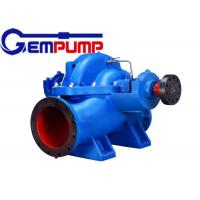 China High pressure Double suction split casing pump diesel  electric driven wholesale