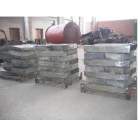 China Raw Material Mills OEM Boltless Ball Mill Liner Cr-Mo Alloy Steel Mining Industry wholesale