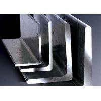 China L Shape Metal Hollow Section  Welded Stainless Steel Angle Iron 1.25#-25# wholesale