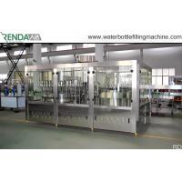 China Automatic Water Bottle Filling Machine Liquid Bottle Filling Machines 25000BPH wholesale
