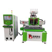 China Widely Used 1325 CNC Engraving And Cutting Machine With Emergency Alarm System wholesale