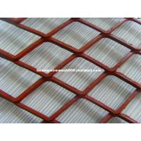 China Spraying Painting Diamond Mesh Expanded Metal Plate wholesale