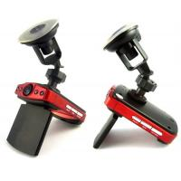 China 120 degree wide view-angle Full HD 720P portable Car DVR camera Built-in 4 IR LED for night vision wholesale