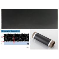 China Electrolyte Carbon Coated Aluminum Foil For Capacitor Conductive Glycol Based wholesale