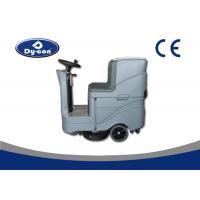 China Commercial Floor Cleaner Dryer Machine With Additional Pressure For Brush wholesale
