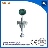 China Insert-type Vortex flow meter flowmeter with low cost wholesale