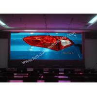 China Commercial Indoor Fixed LED Display Low Power Consumption 6mm Pixel Pitch wholesale