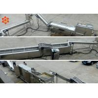 China 15000w Automatic Food Processing Machines Frozen French Fries Production Line wholesale