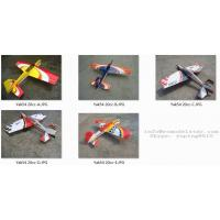 "China YAK54 20cc 65"" Rc airplane model, remote control plane model kits wholesale"