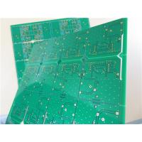 Buy cheap 2 Layer Immersion Gold PCB Built On Tg170 FR-4 With Solder Mask on Both Sides from wholesalers