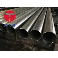Buy cheap Heat Exchanger Seamless And Welded Pipe Ferritic / Martenstic Stainless Steel from wholesalers