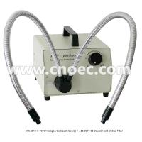 China Double Light Guide 150W Halogen Cold Light Source Microscope Accessories A56.2610 wholesale