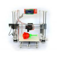 Buy cheap Reprap Prusa I3 Clear Frame Full 3d Printer Kit with LCD Screen Gt2 Mk8 from wholesalers
