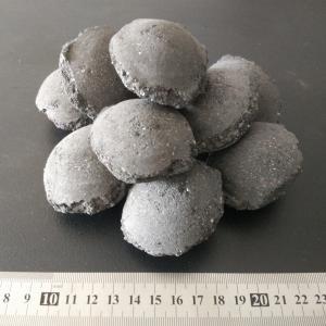 Buy cheap Ferrosilicon Carbide Briquette Pellet as Deoxidizer from wholesalers