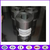 Buy cheap 152/24mesh 127mm width,10m/roll Belt Screen Filter Mesh made in China for from wholesalers