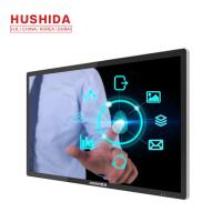 China 50 Capacitive Touch Display , 1080P Full HD Interactive Digital Signage Panel wholesale
