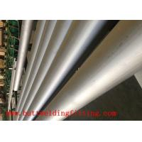 China 304 316 Stainless Steel Welded Tube for Furniture ASTM A249 / 269 , 0.6mm-3mm Wall on sale