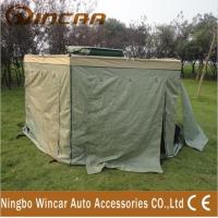 China Wall Room For Car Foxwing Awning Tent and Awning Car Roof Top Tent  With Fox wing awning wholesale