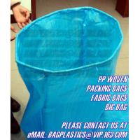 China EMS woven bags, FIBC bags, big bags, ground cover, tarpaulin, PE tarpaulin, weed mat, Flex on sale