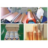 China 2 OZ Gray Copper Foil Roll , More Than 160 MPa Tensile Strength PCB Copper Clad wholesale