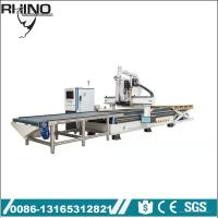 China Automatic loading and unloading ATC cnc router machine for woodworking wholesale