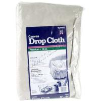Buy cheap Damp - Proof Colored Canvas Drop Cloths / Cotton Drop Cloth For Sofa Cover from wholesalers