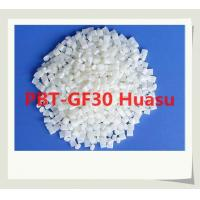 China Modified Plastics PBT/ PBT GF3033V0 Fire Retardant Plastic Raw Material on sale
